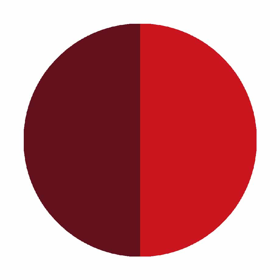 dark red red