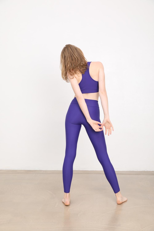 leggingsvioletthintenklein